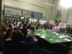 Parent Council Meeting - photo