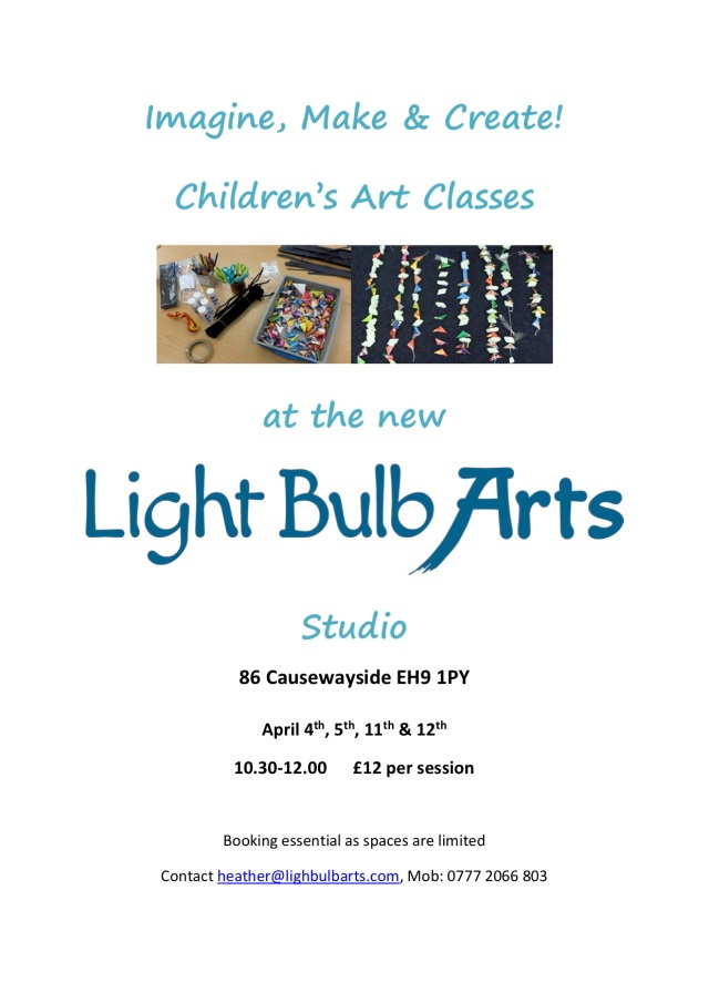 Easter Holiday Art Classes